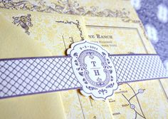 french style wedding | ... | Posted in hot off the press , vintage style , wedding invitations
