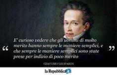 29 giugno 1798: nasceva a Recanati Giacomo Leopardi #AccaddeOggi