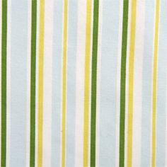 Prepster Stripe Basil   Hen House Linens www.henhouselinens.com