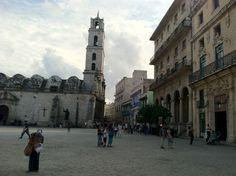 San Francisco Plaza- Old Havana