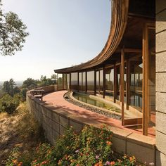 Frank Lloyd Wright - a Chicago favorite - here is some of his west coast works showcased for you.