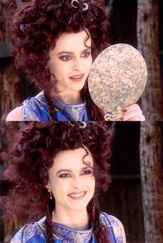"Helena Bonham Carter as Morgan Le Fay in ""Merlin"" (1998)"