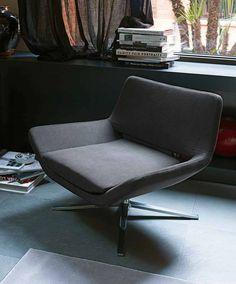 Armchair: METROPOLITAN - Collection: B&B Italia - Design: Jeffrey Bernett