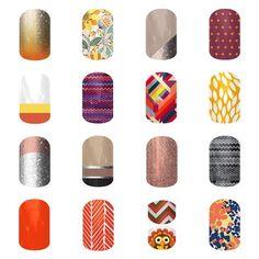 Jamberry Nails 2014 Fall Designs #momentswithmandi