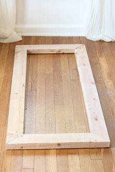 DIY plans and tutorial for a beautiful wood storage trunk with step-by-step photos Diy Storage Trunk, Wood Storage, Storage Chest, Coffee Table Toy Box, Modern Toy Boxes, Water Based Wood Stain, Diy Wood Box, Fashion Art, Wooden Pallet Projects