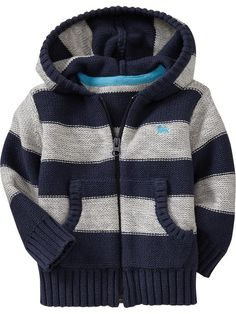 Toddler boys sweaters from Old Navy are a really cute way to keep your little one warm and toasty. Stylish Toddler Girl, Toddler Boy Fashion, Toddler Boy Outfits, Baby Girl Fashion, Toddler Boys, Kids Outfits, Toddler Chores, Gilet Crochet, Boys Sweaters