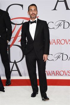 Marc Jacobs, Getty Images, CFDA Awards, June 1st 2015  #mayeiah #designer #marcjacobs