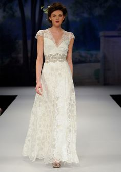Claire Pettibone Wedding Gowns - Rustic Wedding Chic