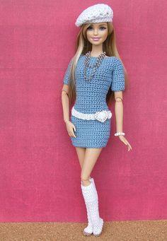 B31 - R85 | por Barbie Fashion Clothes