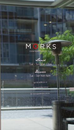 Door to Morks Restaurant photo by Good Things