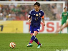 Makoto Hasebe Game Captain Japan National Team Asian Cup Australia 2015
