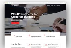 Zeyn 2.0 - Multipurpose WordPress Theme Wealth Management, Corporate Business, Most Popular, Wordpress Theme, Innovation, Templates, This Or That Questions, Stencils, Popular