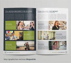 newsletter design – Top Newsletter Template