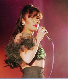 """In 1994, Selena released yet another album called """"Amor Prohibido"""" which became…"""