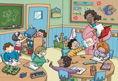 Narracion - en la escuela primaria