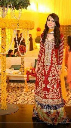 So versatile.. it could be baraat mehndi.. heavy formal