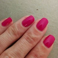 China Glaze Dune Our Thing, one coat. Slightly darker, but very bright, in real life.