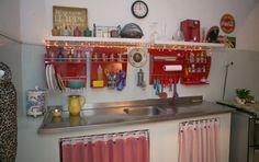 Casa de Colorir: Minha cozinha