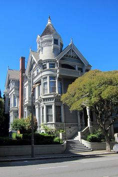 The Haas-Lilienthal House at 2007 Franklin Street, San Francisco, California, USA is the city's only intact Victorian era home that is open regularly as a museum, complete with authentic furniture and artifacts.
