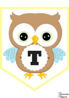 Owl Clip Art, 1 Logo, Aga, Diy And Crafts, English, Education, Birthday, Kids, Fictional Characters