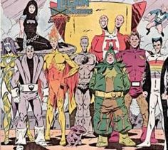 Legion of Substitute Heroes by Keith Giffen