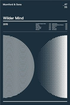 A Striking Collection Of Redesigned Album Art In The Style Of Swiss Minimalism - DesignTAXI.com