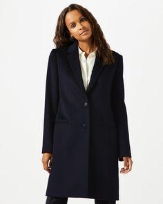 City Wool Coat