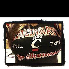 Proud University of Cincinnati Bearcat!