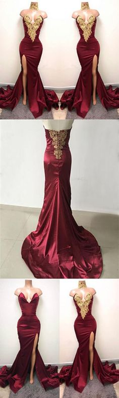 34 Ideas Dress Prom Long Vintage Etsy For 2019 Tight Prom Dresses, Unique Prom Dresses, Prom Dresses Long With Sleeves, Mermaid Prom Dresses, Event Dresses, Modest Dresses, Trendy Dresses, Dress Prom, Vintage Dresses