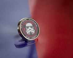 Fantastic Star Wars Stormtrooper Lapel/Tie by UnofficiallyOriginal
