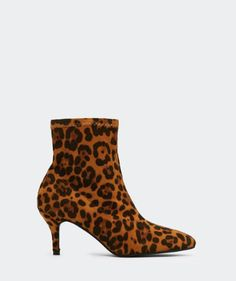 Leopard love, these booties are a dream come true and I will be sharing this outfit inso with everyone i know Holiday Gift Guide, Nasty Gal, First Love, Kitten Heels, Booty, Outfits, Clothes, Shopping, Shoes