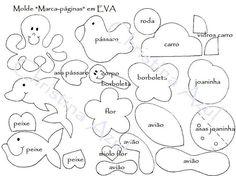 Goma Eva on Pinterest | Manualidades, Mars and Mesas