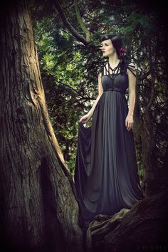 Dress Daphne ROHMY Gold Label /// Exclusive Floor length by ROHMY