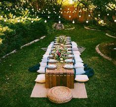 Come organizzare il giardino per grigliate estive (Foto)   Design Mag