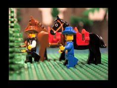 Lego Stop Motion. fhSPACE - FH St. Pölten 2012