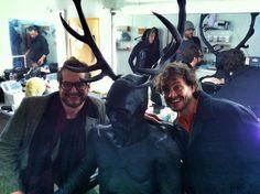 Hannibal | 1.13 - Savoureux -- Behind the Scenes