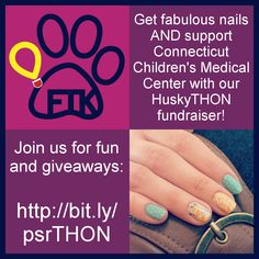 Get pretty nails while supporting a hospital that never turns sick kids away!! https://www.facebook.com/groups/642657605861003/