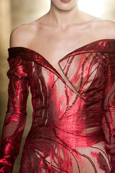 59 details photos of Georges Chakra at Couture Fall 2012.