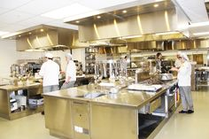 Culinary Kitchen!