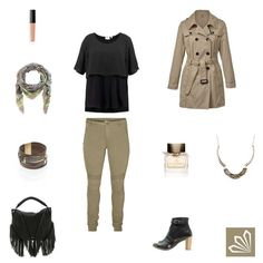 Trench & Biker http://www.3compliments.de/outfit?id=129585456
