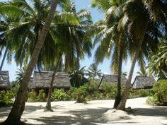 Cookovy ostrovy, ostrov Aitutaki, motu Akitua