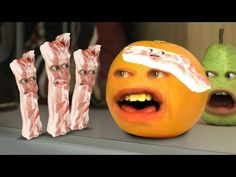Annoying Orange : The Hungry Games (Hunger Games SPOOF)  real annoying orange