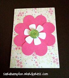 cricut greeting cards ideas | melinda card5