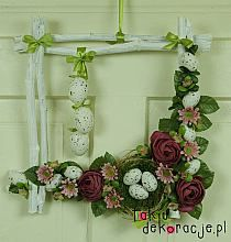 ozdoby na Stylowi.pl Easter Flower Arrangements, Easter Flowers, Floral Arrangements, Diy Easter Decorations, Diwali Decorations, Deco Boheme Chic, Easter Egg Crafts, Easter Crochet, Easter Holidays