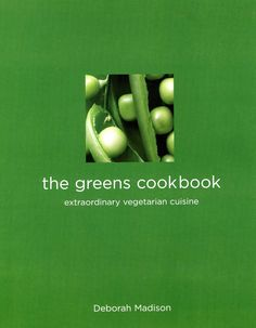 """The Greens Cookbook is a rarity; it is a book that created a revolution in cooking when it first appeared in 1987. It has now become a classic and has been unavailable in the UK for many years. Using an extraordinary range of fresh ingredients in imaginative and delicious ways, """"The Greens Cookbook"""" contains more than 260 recipes for all seasons, all occasions, and all tastes."""