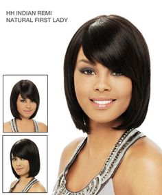 Its a Wig Indian Remi Human Hair Wig - First Lady