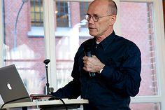 Erik Spiekermann, TYPO Day Hamburg 2012. Nächster TYPO Day: 22. 6. Frankfurt