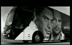 Bus of Zezé Di Camargo and Luciano