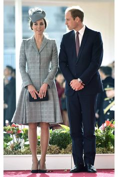 Kate Middleton is back to her royal duties. Click through for her best maternity looks to date.
