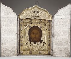 Triptych  Workshop of The Kremlin Armory Workshops, Moscow  Date: 1637 Culture: Russian (Moscow)